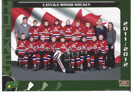 Tyke Senior Canadiens