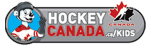 Logo for Hockey Canada Kids